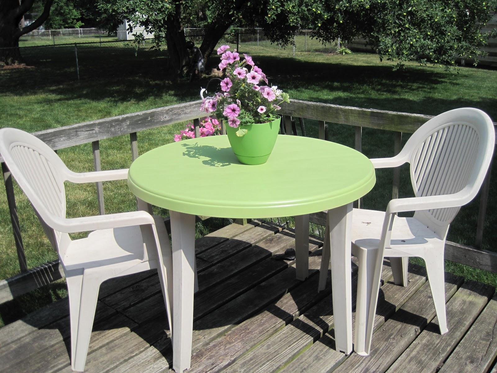Plastic patio furniture sets patio design ideas for Pvc outdoor furniture