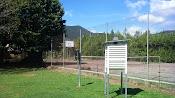 Fotografia de l'observatori meteorològic manual de Canet d'Adri