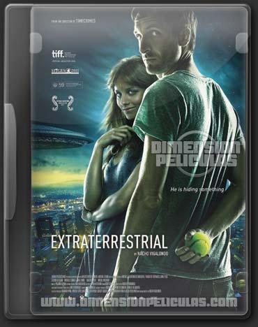 Extraterrestre (DVDRip Castellano) (2012)