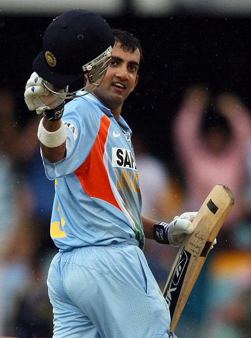 World Sport Life: Gautam Gambhir