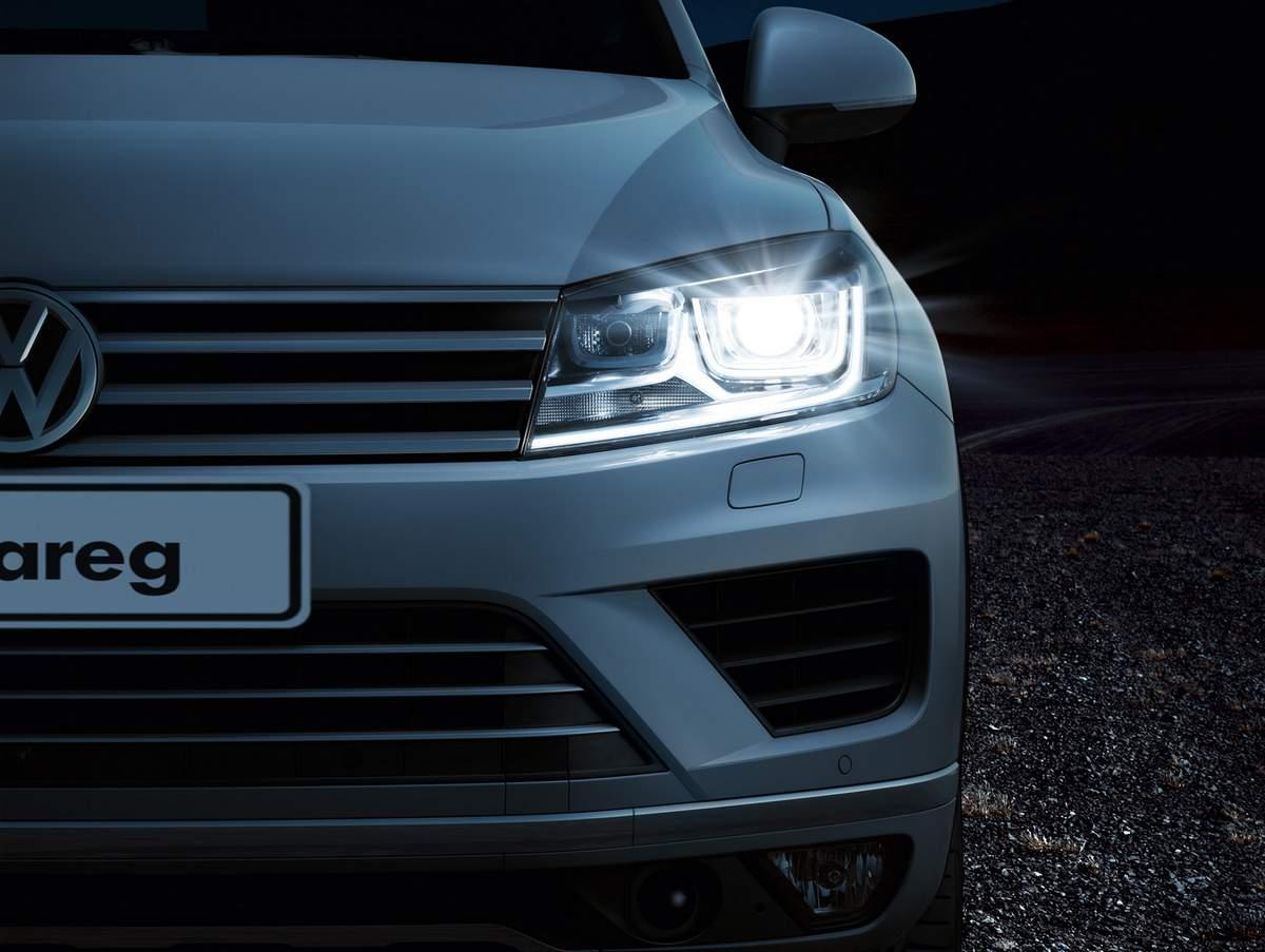 Novo VW Touareg 2015 V8