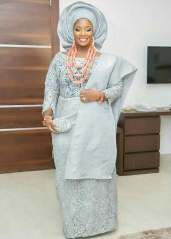 Tolu Oniru's Stunning Look At Her Traditional Wedding Today (Photos) #TSquared2016, Entertainment, Toolz, Tunde Demuren, Events,