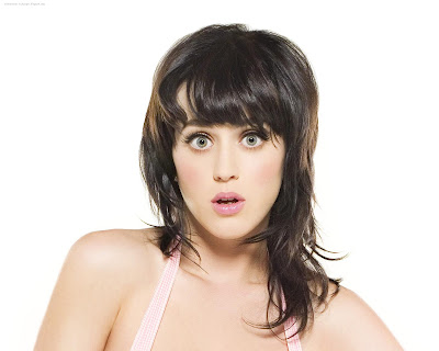 Katy Perry Smile Wallpaper - Celebrity Close-Ups Wallpapers