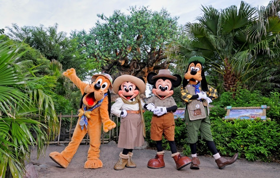 Parque Disney's Animal Kingdom em Orlando