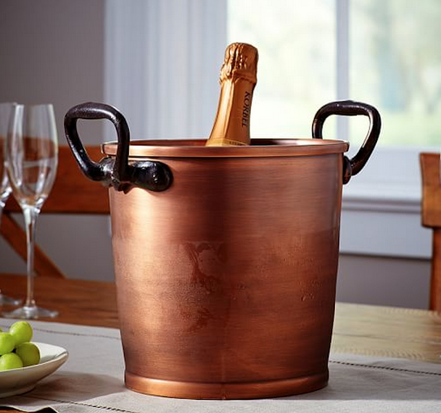 cooper wine bottle cooler