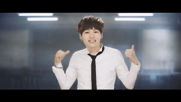 BTS Suga Boy In Luv