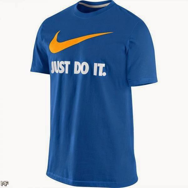 Nike Just Do It Swoosh T Shirt  CharaShopCharaShop