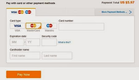 Cara Menggunakan VCN Debit Online BNI