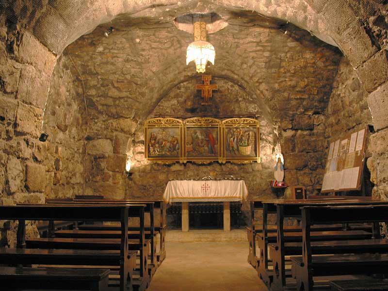 Un nuevo περίπλους...: Damasco: La ciudad más antigua del