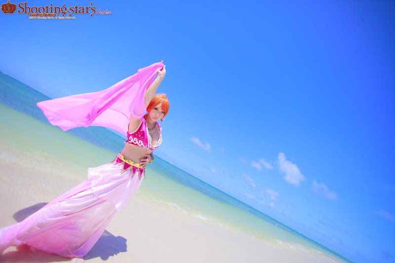 CosRain.Com Sakuya's COSPLAY - One Piece