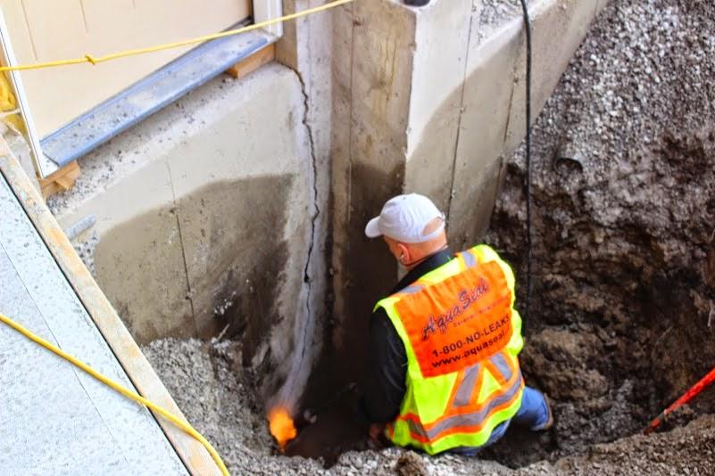 Wet Basement Solutions Basement Leak Solutions Concrete
