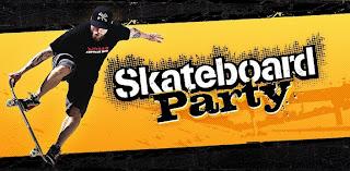 Mike V: Skateboard Party v1.1 Apk Game