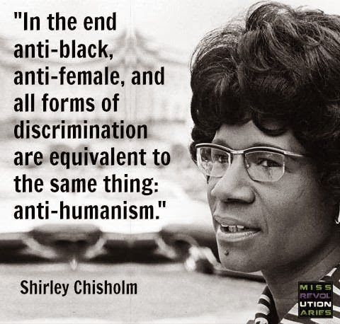 shirley chisholm View the profiles of people named shirley chisholm join facebook to connect with shirley chisholm and others you may know facebook gives people the.