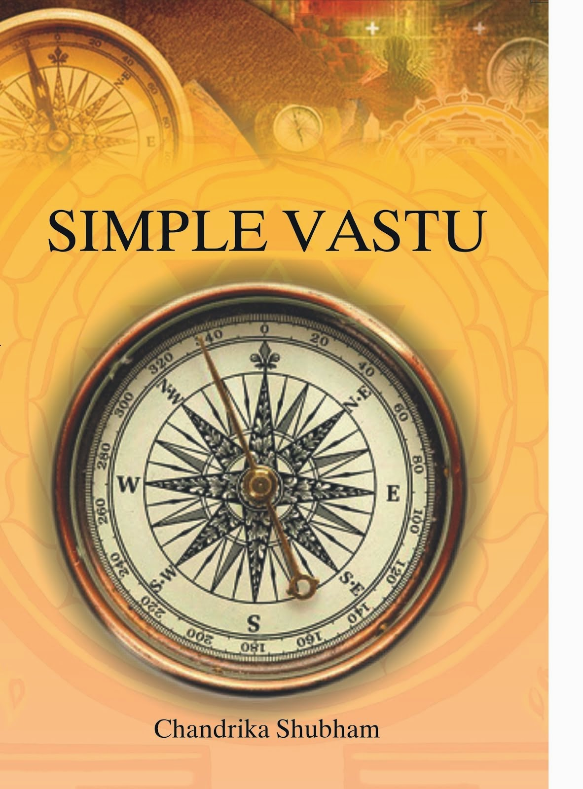 Book authored by me on Vastushastra!