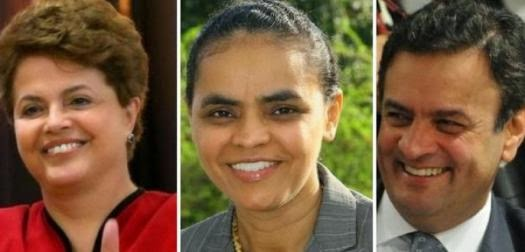 Sobre Dilma, Marina, Aécio e o fiasco Vasco