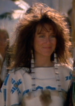 Mary McDonnell hair dances with wolves