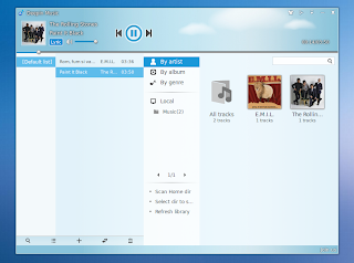 linux deepin music player