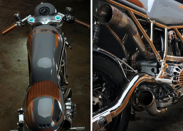 Ducati SportClassic Cafe Racer | Ducati SportClassic Custom | Custom Ducati SportClassic | Ducati SportClassic Cafe Racer by Revival Cycles | Custom Bikes | custom Ducati | Ducati Cafe Racer