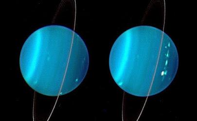 برخورد سهمگینی که اورانوس را برای همیشه دگرگون کرد