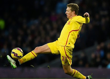 Liverpool want €10m for Lucas Leiva