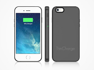 ThinCharge Battery Case