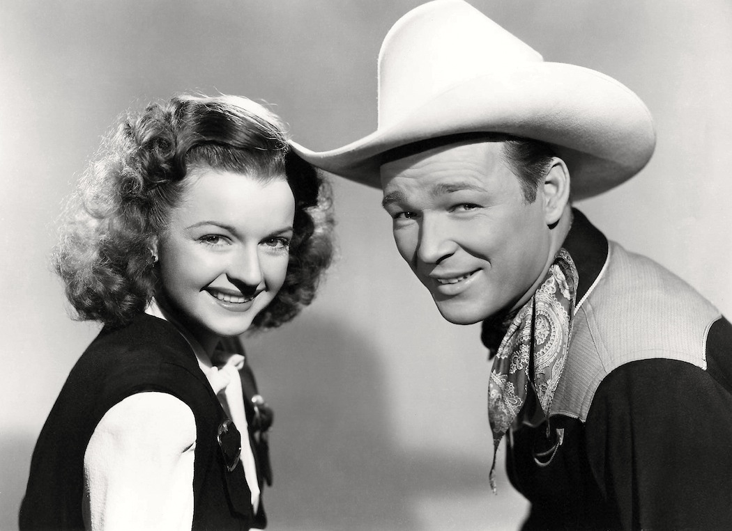 The Yellow Rose of Texas Starring Roy Rogers and Dale Evans