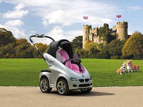 mobil bayi keren, kereta bayi