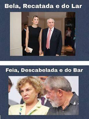 O BRASIL TEM A PRIMEIRA DAMA MAIS BONITA DO MUNDO
