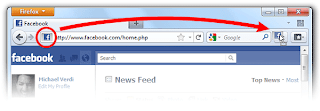 How to make Facebook my homepage