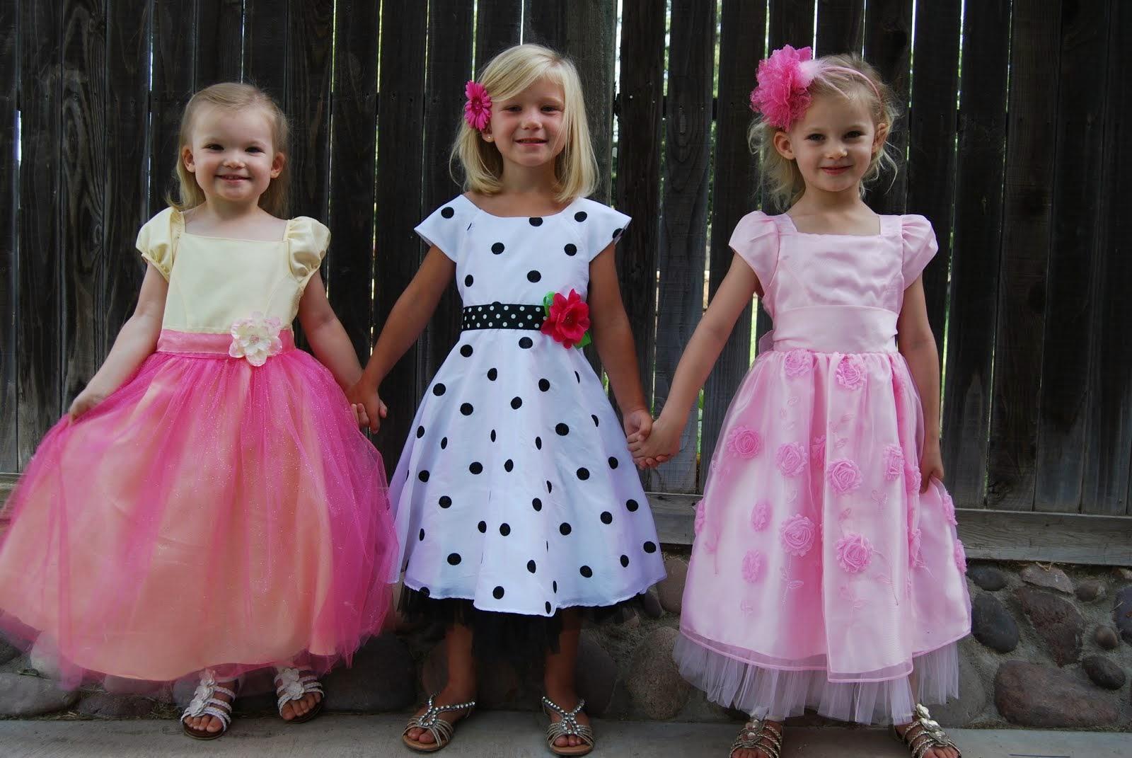 فساتين أطفال بنات اجمل فساتين الأطفال