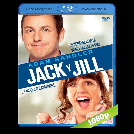 Jack y Jill (2011) BRRip 1080p Audio Dual Latino/Ingles 5.1
