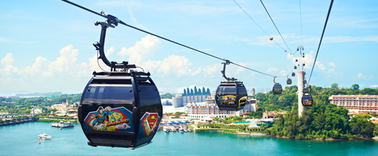 Complete Ways How to Get to Sentosa Island Easily