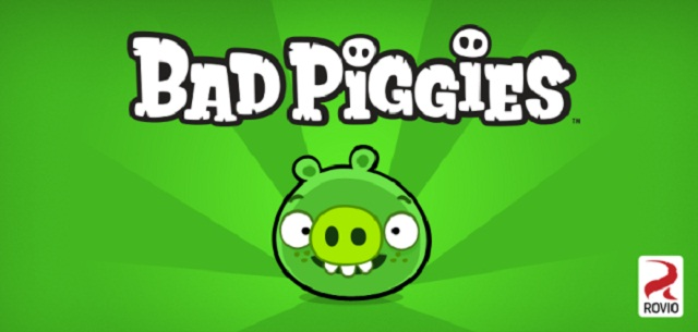 Rovio anuncia Bad Piggies
