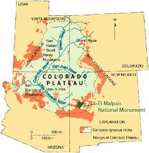 UFOs, odd phenomena reported on perimeter of Colorado Plateau