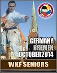 Campeonato Mundial WKF 2014