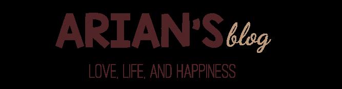 Arian's Blog