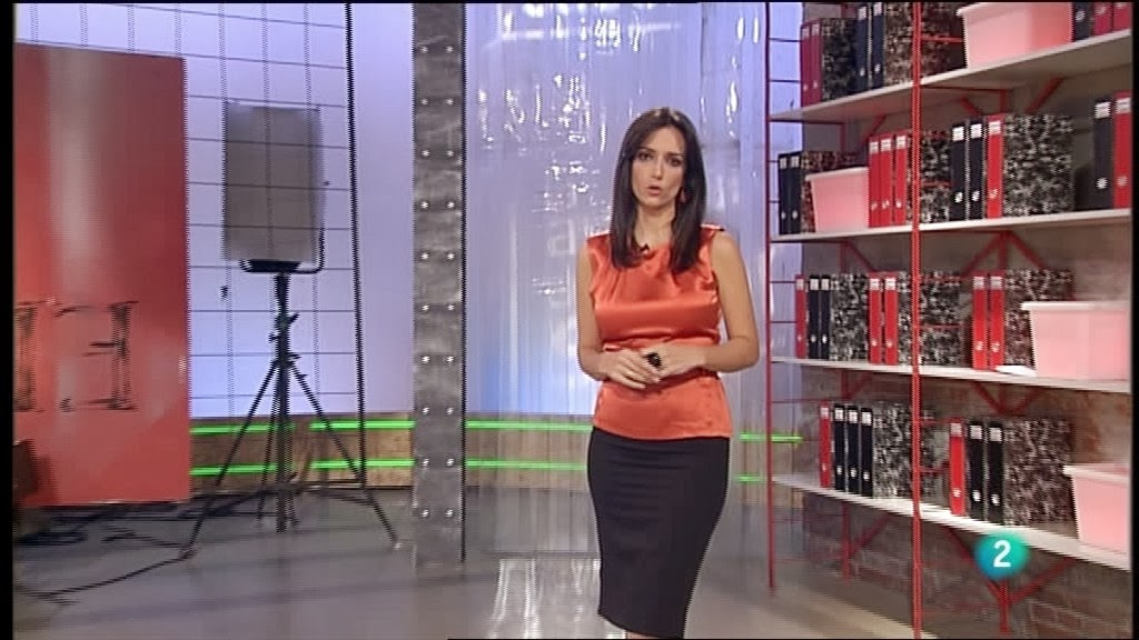 MARIA JOSE GARCIA, LA AVENTURA DEL SABER (29.01.14)