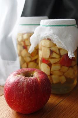 DIY ocet jabłkowy