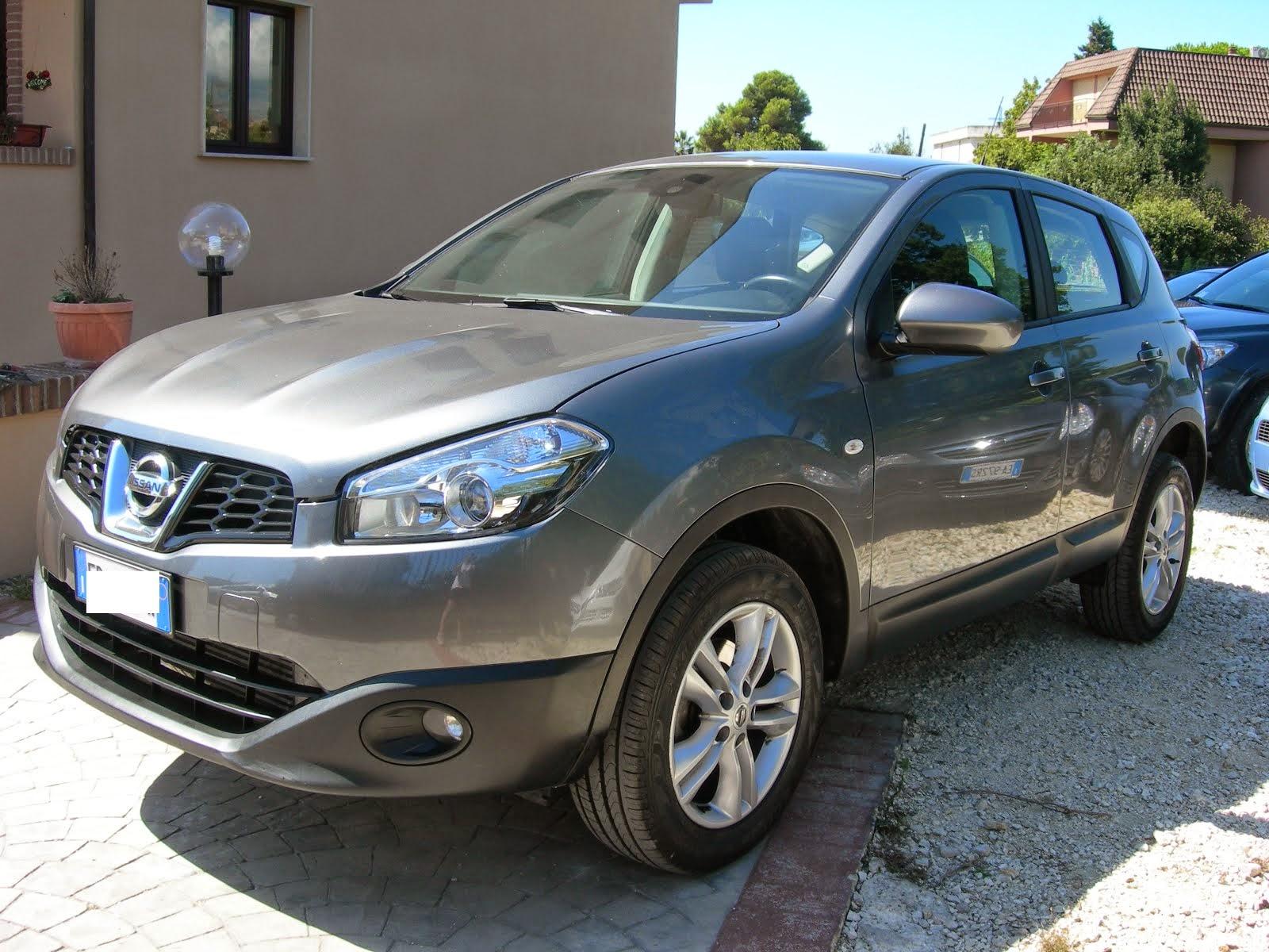 Nissan Qashqai 1.5 dci Acenta 2013 41.000 km full optional Contattare x Prezzo