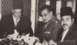عبد القادر عودة وحسن الهضيبي وعبد الناصر