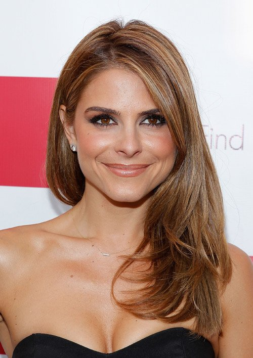 Maria Menounos Attends 'Find Your Facemate' Launch in NYC » Gossip | Maria Menounos