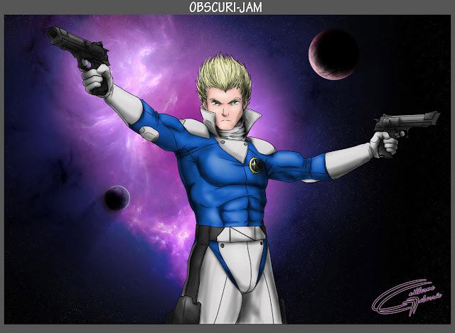 Shane Gooseman - Obscuri Jam por Danaki