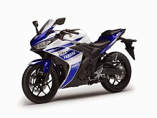 Spesifikasi Harga Motor Yamaha R25