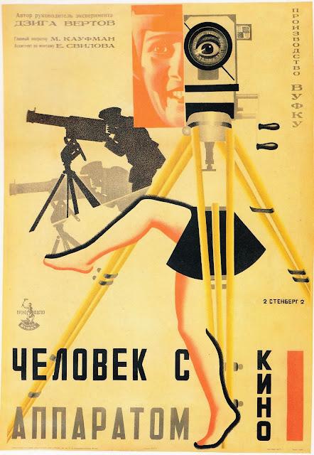 Um Homem Com uma Câmera (1929)
