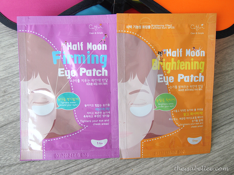 Cettua Half Moon Eye Patches