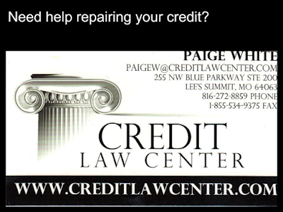 Credit Repair, Credit Law Center