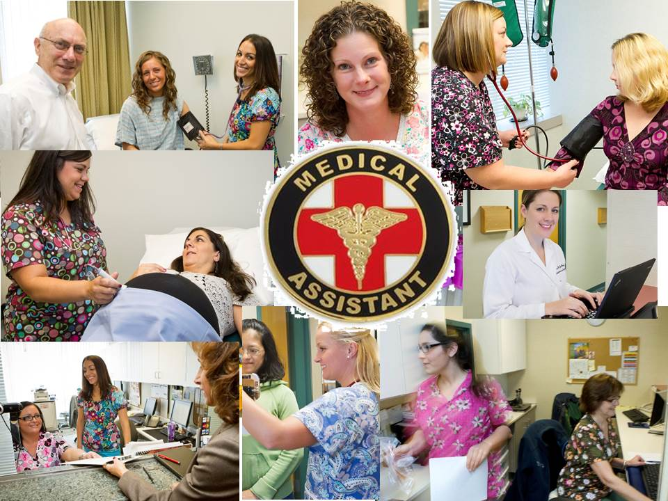 CMA (AAMA) - Medical Assistant Back Office