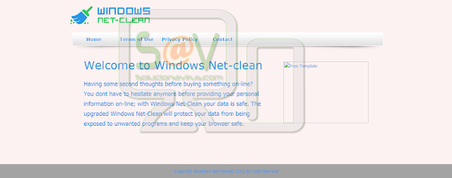 Windows Net-Clean