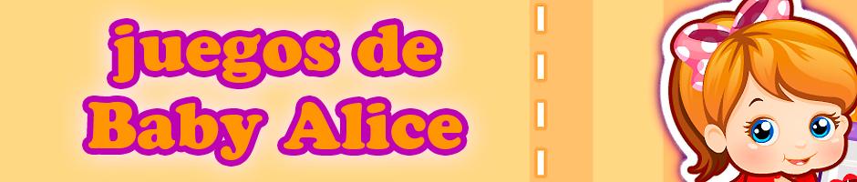 juegos de Baby Alice