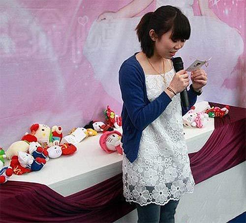 Cô gái tự tổ chức tang lễ cho mình